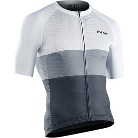 Northwave Blade Air Short Sleeve Jersey Men, white/anthracite